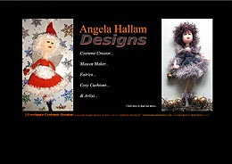 Angela Hallam Designs: Designed by remarkable Emphasis